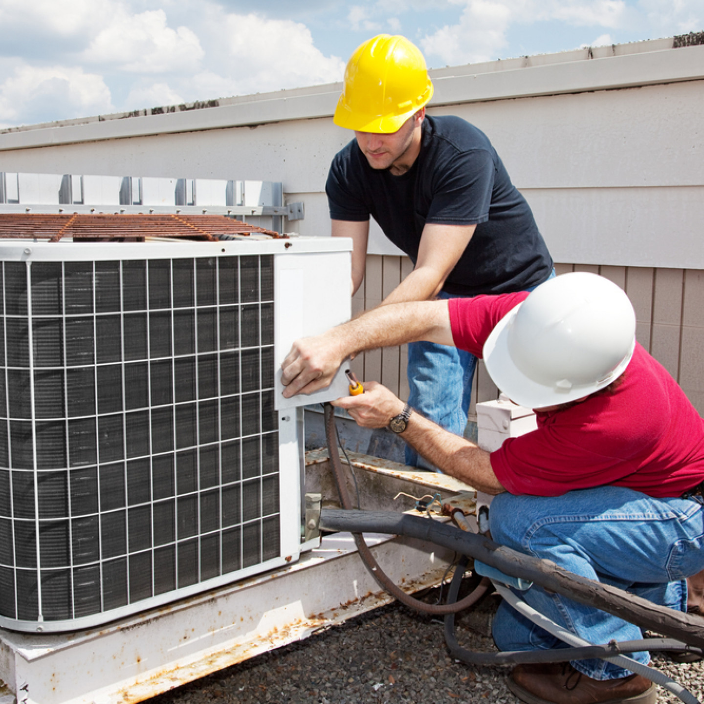 Is your HVAC on the fritz?